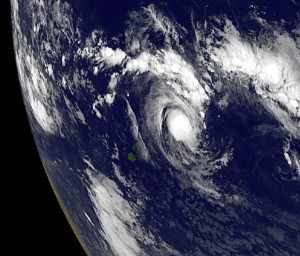 Tropical Cyclone Evan