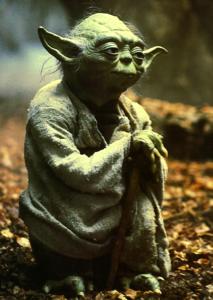 Yoda it is