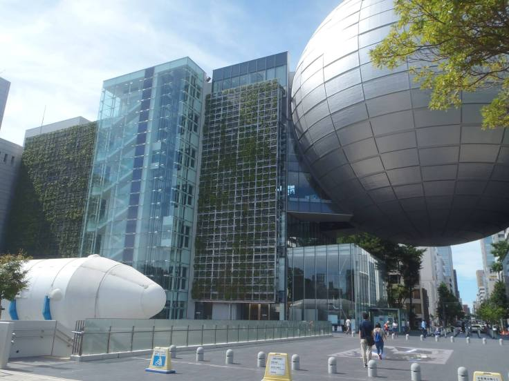 Nagoya Science Museum. Photo by Claire Krause.