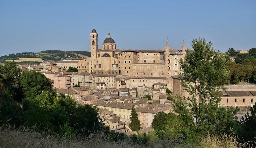 Urbino (Photo: Michiel Baatsen)