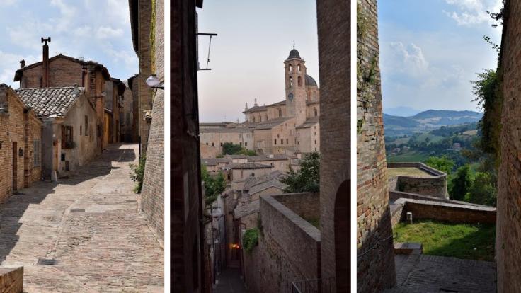 Streets of Urbino