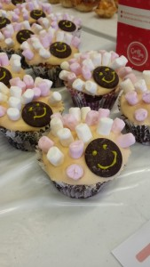 Mashmellow Sheep - Laura Crisp Runner Up - Animalistic Cupcake